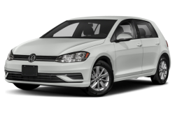 New 2018 Volkswagen Golf Exterior