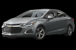 New 2019 Chevrolet Cruze Exterior