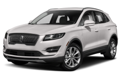 New 2019 Lincoln MKC Exterior
