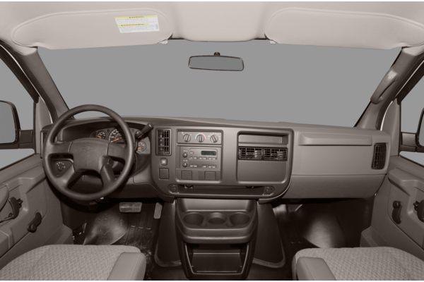 Chevy Express Work Van...Mods | Adventure Rider