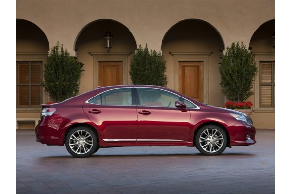 Sorry... The 2010 Lexus HS 250h Is No Longer Being Sold As New.