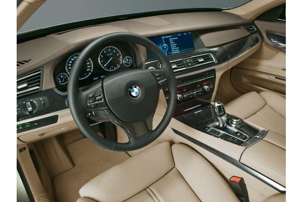 2011 BMW 740  Price Photos Reviews  Features