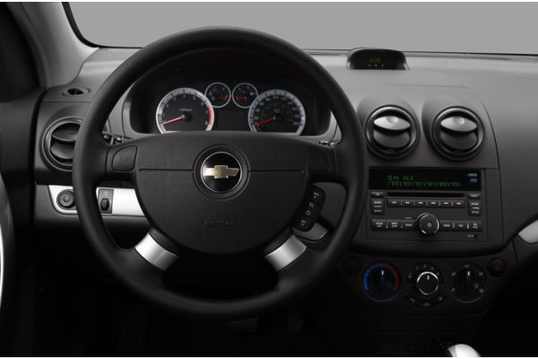 2011 Chevrolet Aveo Price Photos Reviews Features