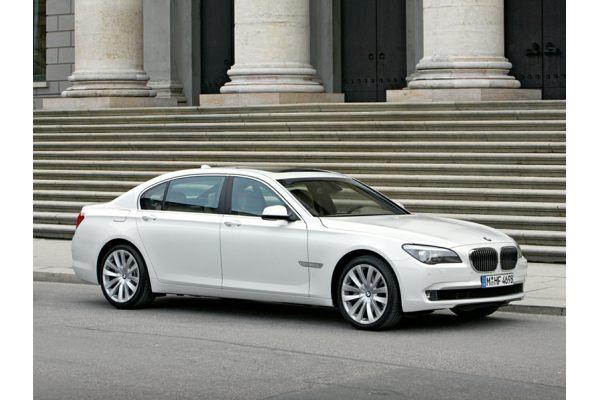2012 BMW 760 Exterior