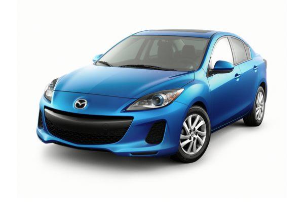 2012 Mazda3 sedan