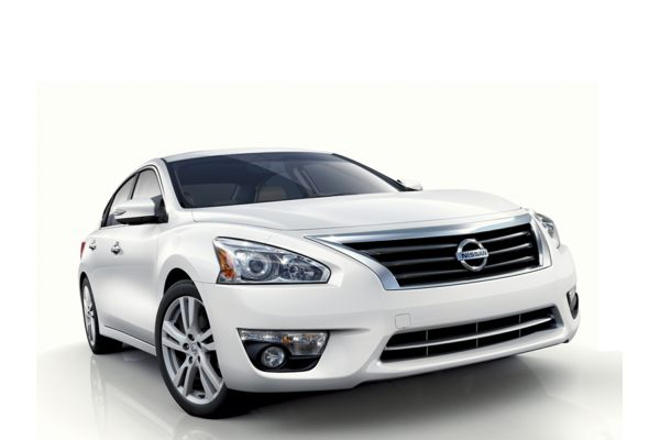 New 2013 Nissan Altima Exterior