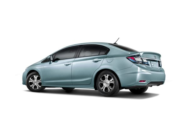 Sorry... The 2014 Honda Civic Hybrid Is No Longer Being Sold As New.