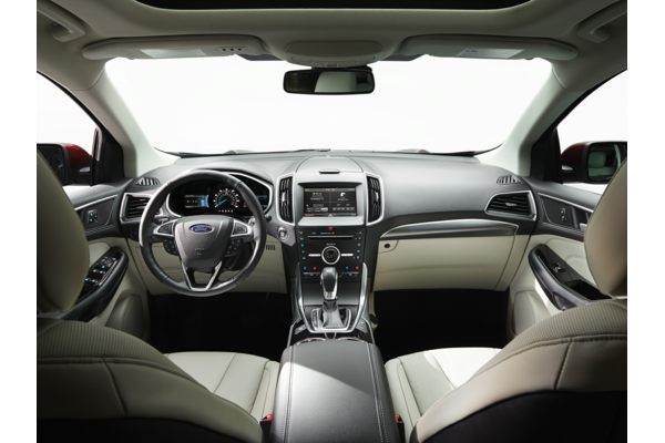 New 2017 Ford Edge  Price Photos Reviews Safety Ratings  Features