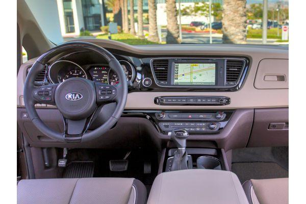 New Kia Sedona Price Photos Reviews Safety Ratings Features - Kia sedona invoice price