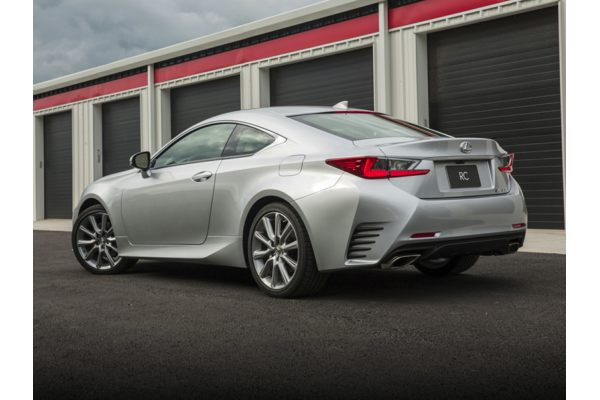 New 2018 Lexus RC 350 - Price, Photos, Reviews, Safety Ratings ...