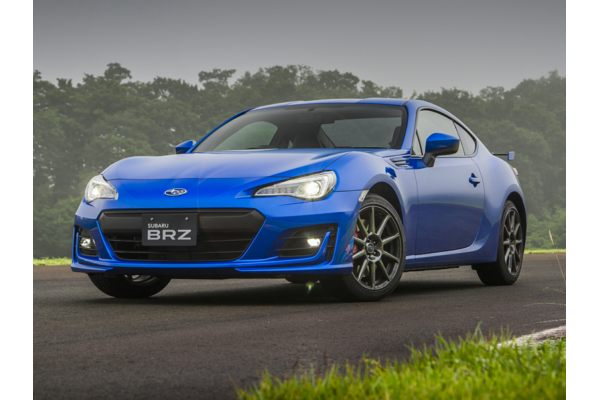 New 2018 Subaru Brz Price Photos Reviews Safety Ratings Features