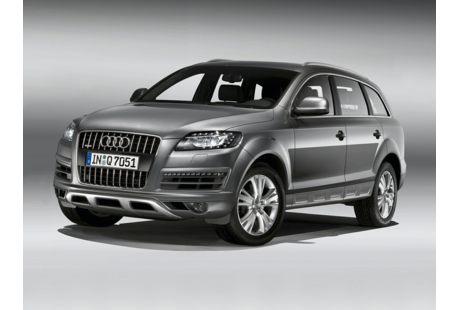 Premium 4dr All Wheel Drive Sport Utility Exterior 2010 Model Audi Q7