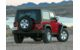 2010 Jeep Wrangler SUV Sport 2dr 4x4 Exterior 3