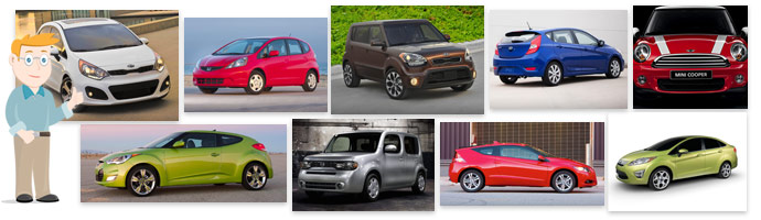 Best Fuel Efficient Cars for Teens/Students Banner