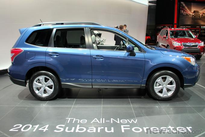 2014 Subaru Forester Profile