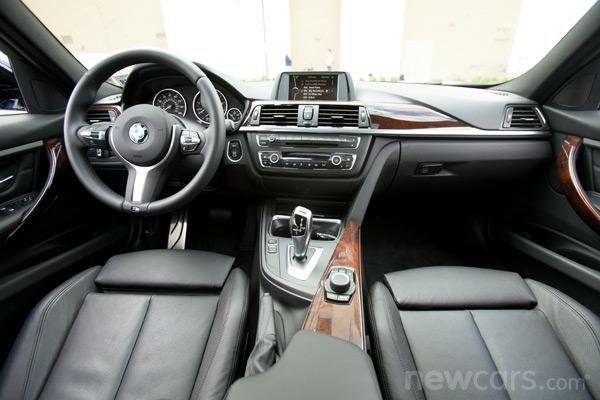 2013 BMW 328i Interior