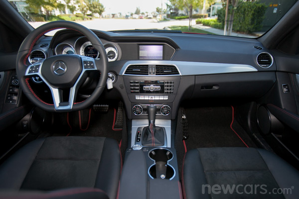 2013 Mercedes-Benz C250 Interior
