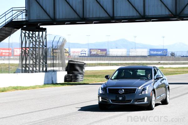 2013 Cadillac ATS Track
