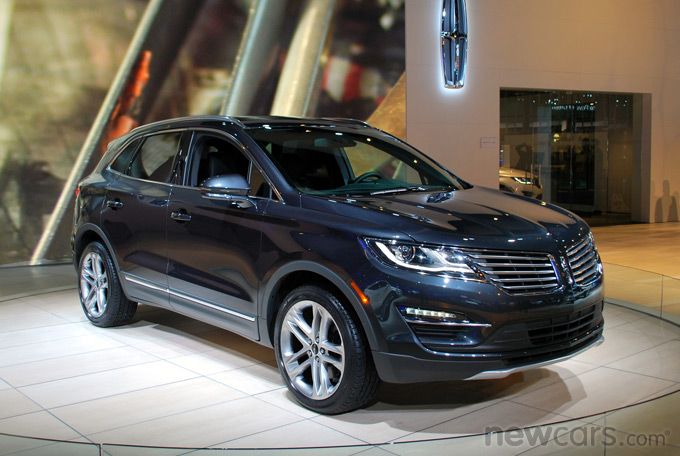 2015 Lincoln MKC Exterior Styling