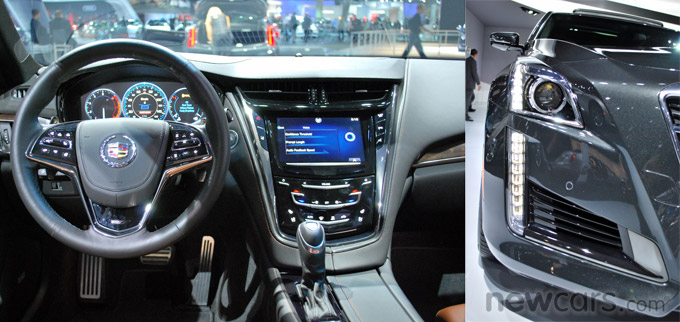 2014 Cadillac CTS Details