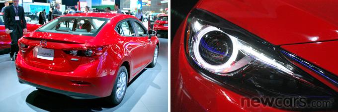 2014 Mazda3 Exterior Details