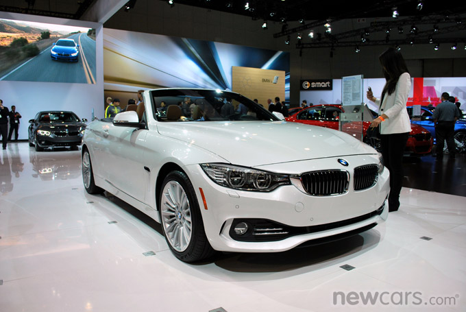 2014 BMW 4-Series Exterior