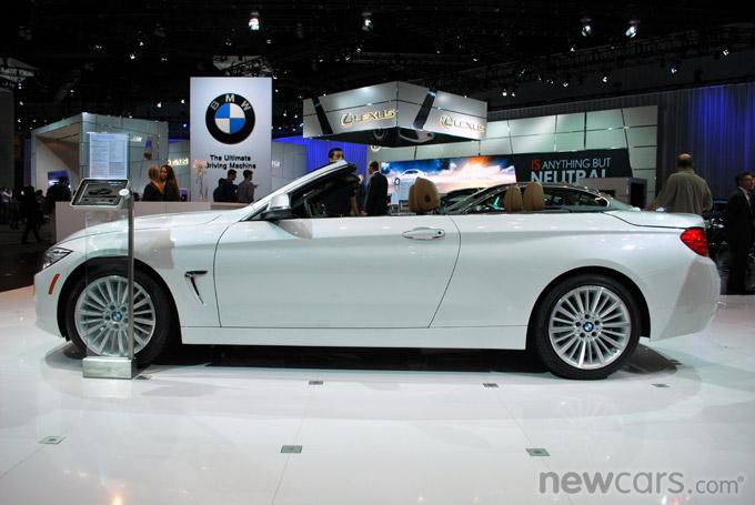2014 BMW 4-Series Exterior Profile