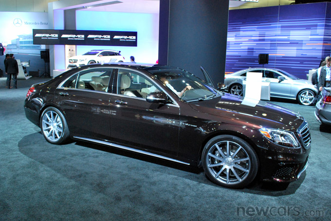 News articles on new cars and trucks from for How much is a 2014 mercedes benz s550